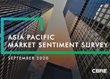 Asia Pacific Market Sentiment Survey - September 2020